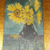 Pictura flori - Tablou autor neidentificat
