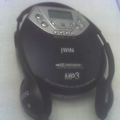 CD MP3 FM PLAYER IMPECABIL RADIO ANALOGIC