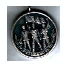 MEDALIE 30 ANI DE LA ELIBERARE 1975 - Medalii Romania