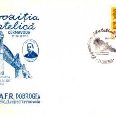 PLIC EXPOZITIA CERNAVODA-SALIGNI 1965