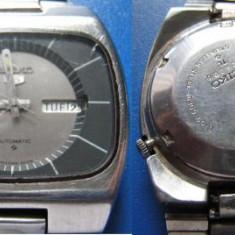 Ceas vechi SEIKO 5 6309 automatic - de colectie - Ceas barbatesc Seiko, Mecanic-Automatic