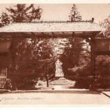 2650 Ramnicu Valcea Gradina Zavoi circulat 1948 - Carte Postala Oltenia dupa 1918