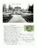 CP122 -54 Kolozsvar. Setateri pavilion -circulata 1919