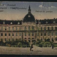 Brasov, Kronstadt, Brasso - Palatul de Justitie