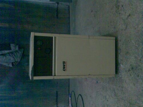 Centrala termica DWS foto mare