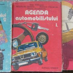 Agenda automobilistului - Manual auto