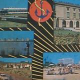 CONSTANTA LITORAL DIN 1970 - Carte Postala Dobrogea dupa 1918