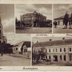 2537 Valea Lui Mihai jud Bihor circulat 1927 vederi multiple