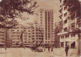 Bucuresti,bulevard cu masini de epoca, circulat 1940
