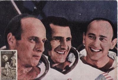 Maxima cosmos- Primul om pe Luna foto
