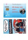 CARTELA  TELEFON PUBLIC GERMANIA - PENTRU COLECTIONARI **