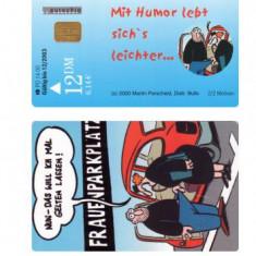 CARTELA TELEFON PUBLIC GERMANIA - PENTRU COLECTIONARI ** - Cartela telefonica straina