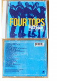 Cd orginal Four Tops-Ultimate Collection