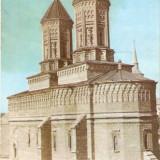 R789 RPR Iasi Biserica 3 Ierarhi circulat 1964 - Carte Postala Moldova dupa 1918