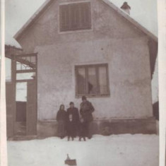 2292 Maier, Bistrita, casa taraneasca, circulat 1942