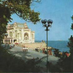 Ilustrata circulata 1980 - Constanta - Carte Postala Dobrogea dupa 1918