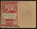 Ion Popovici Banateanu , Nuvele , Din viata meseriasilor , 1909, Alta editura