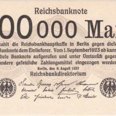 Germania 200.000 Mark 1923 UNC