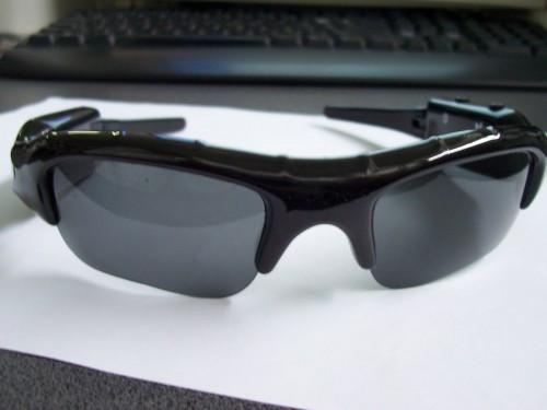 Ochelari cu microcamera, 3gp! foto mare