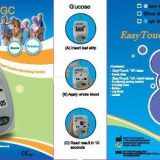 EASYTOUCH GC - APARAT DE MASURAT GLICEMIE si COLESTEROL - Glucometru