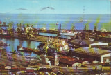 V7 Portul Constanta Nave circulat 1968