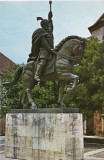 Alba Iulia -Statuia lui Mihai Viteazul