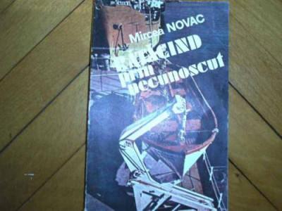 MIRCEA NOVAC - RATACIND PRIN NECUNOSCUT foto