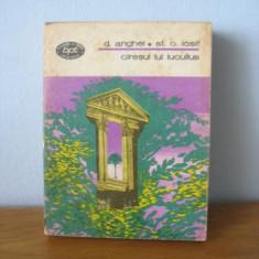 D. Anghel St. O. Iosif - Ciresul lui Lucullus - Roman, Anul publicarii: 1976