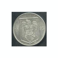 Romania 10 LEI 1995 - Moneda Romania