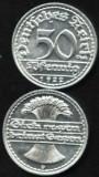 Germania 50 Pfennig 1922 D  XF/a.UNC