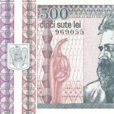500 LEI 1992 FIL.PROFIL UNC