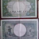 1000 lei 1943, 23 martie - Bancnota romaneasca