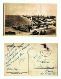 CP107-03 -Constanta -Portul vazut de la Vraja Marii -1946