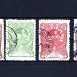 1906 L.P. 57 Torcatoarea stampilat - Timbre Romania