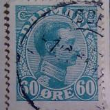 Timbru Danemarca 1913-1928, King Christian X