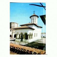 CP151-21 Brancoveni Olt -Manastirea Brancoveni -circulata 1970