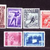 1937 L.P. 119 UFSR cu sarniera - Timbre Romania