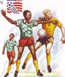S136 Fotbal Cupa Mondiala 1994 Grupa B