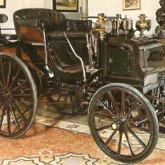 S174 Automobil de epoca Panhard 1864 necirculat