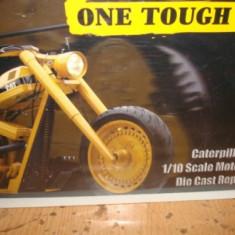 OFERTA-1/10 Motocicleta CATERPILLAR