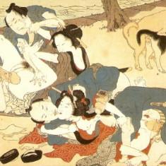 S251 Stampa erotica japoneza necirculat