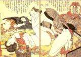 S257 Stampa erotica japoneza necirculat