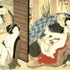 S266 Stampa erotica japoneza necirculat