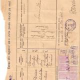 A45 Act stare civila timbre Mihai Tinaud Bihor Acte 1946