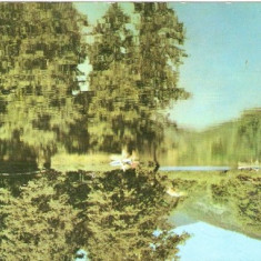 R2233 Baile Moneasa Lacul circulat 1963 RPR