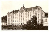 3809 Odorheiu Secuiesc Gimnaziul circulat 1946 foto