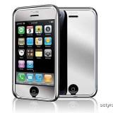 Folie de protectie Apple oglinda pentru iPhone 3G 3Gs (Mirror Screen);