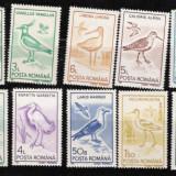 ROMANIA - 1991 PASARI ACVATICE LP 1250 - Timbre Romania