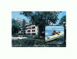 CP155-03 Mamaia -Hotel Metropol -circulata 1989