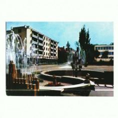 CP155-99 Falticeni, Fantana arteziana -circulata 1983